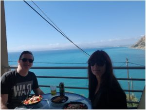 testimony happy clients ed & irma - at home in Greece 3